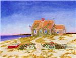 "C. Barry Hills<br>""Cape Cod Morning"""